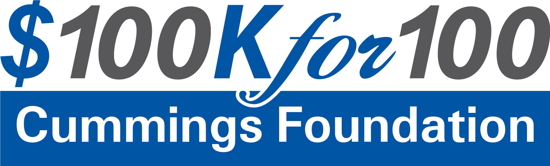 100Kfor100_logo